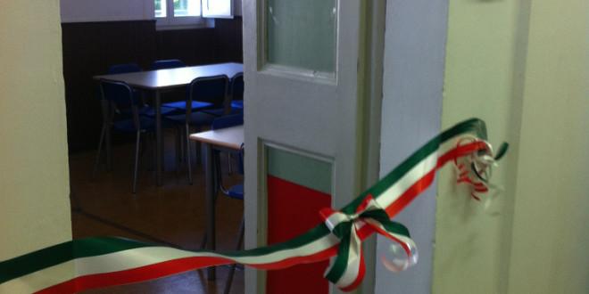 Inaugurazione anno scolastico 15 Settembre 2014 Primaria Montegiorgio/Cap.