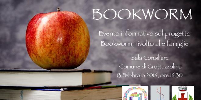 "PROGETTO ""BOOKWORM"" – BIBLIOTECA DIGITALE GROTTAZZOLINA"