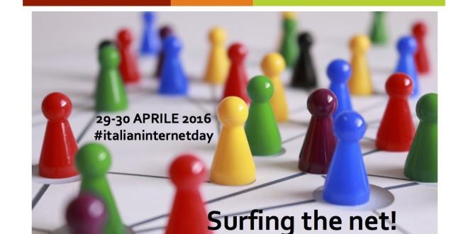 #italianinternetday 28-29 Aprile 2016