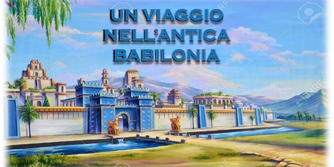 ALLA SCOPERTA DEI BABILONESI: CLASSE QUARTA SEZ. A PLESSO DI PIANE DI MONTEGIORGIO