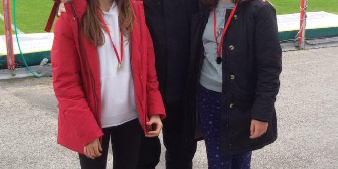 CORSA CAMPESTRE – FASE D'ISTITUTO: PREMIAZIONE