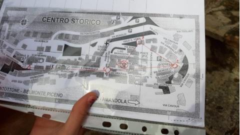 """LIBRIAMOCI – GIORNATE DI LETTURA NELLE SCUOLE – 6^ EDIZIONE 11-16 NOVEMBRE 2019 SCUOLA SECONDARIA """"PUPILLI"""" GROTTAZZOLINA"""